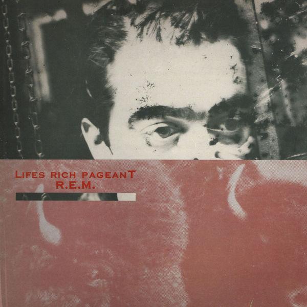 Copertina Disco Vinile 33 giri Lifes Rich Pageant di R.E.M.