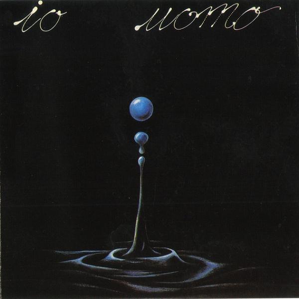 Copertina Disco Vinile 33 giri Io Uomo [Rock-Progressive Italiano] di Ricordi D'infanzia