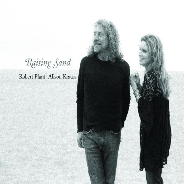 Copertina Disco Vinile 33 giri Raising Sand [2 LP] di Robert Plant