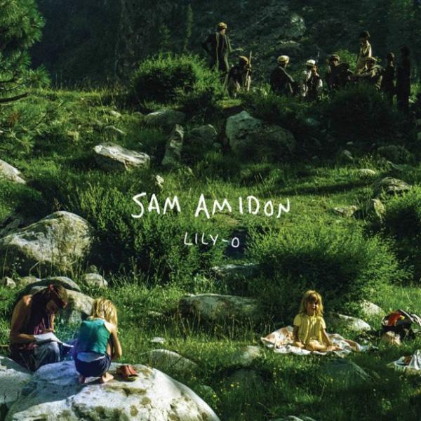 Copertina Disco Vinile 33 giri Lily-O di Sam Amidon