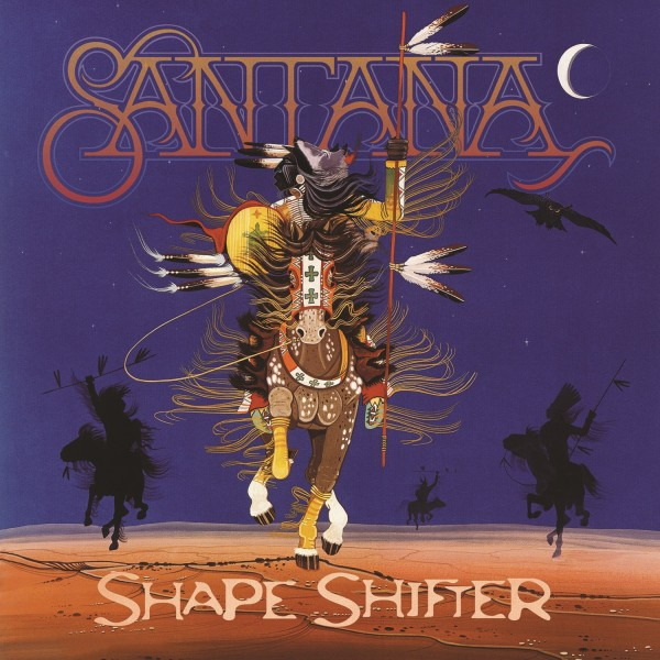 Copertina Disco Vinile 33 giri Shape Shifter di Santana