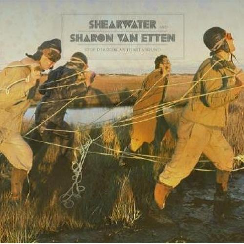 Copertina Disco Vinile 33 giri Stop Draggin' My Heart Around [Singolo 45 Giri] di Sharon Van Etten