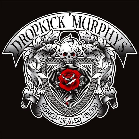 Copertina Disco Vinile 33 giri Signed and Sealed in Blood [2 LP] di Dropkick Murphys