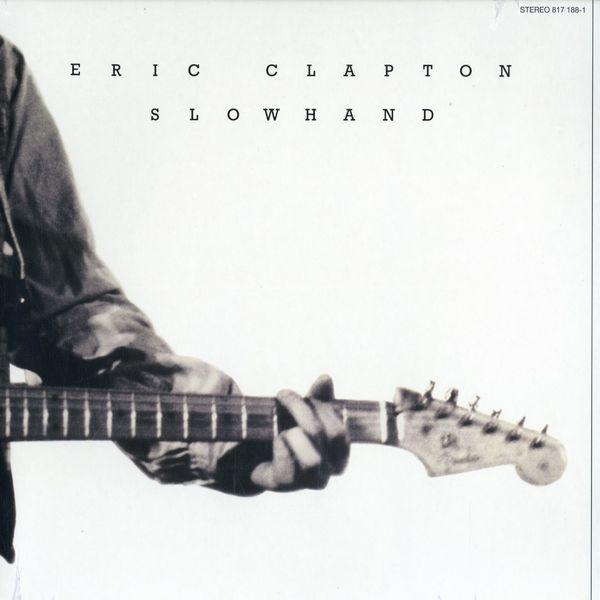 Copertina Disco Vinile 33 giri Slowhand di Eric Clapton