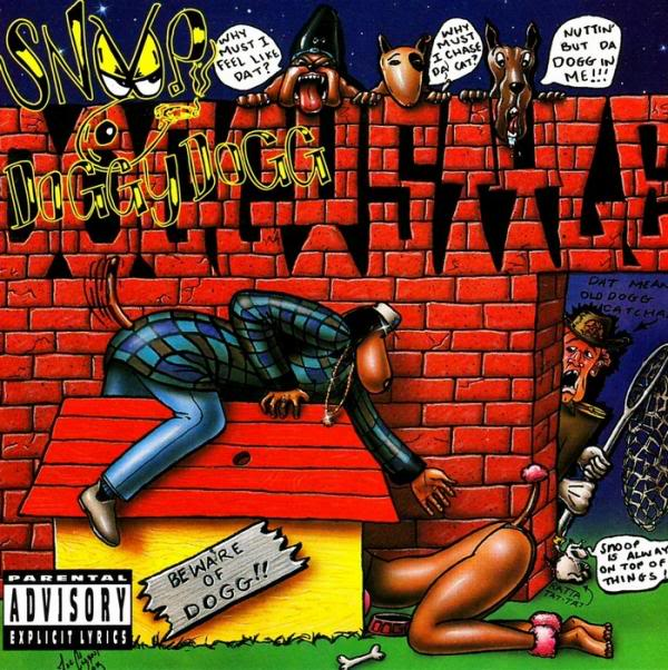 Copertina Disco Vinile 33 giri Doggystyle [2 LP] di Snoop Dogg