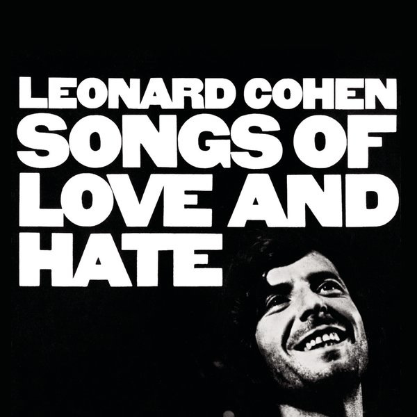 Copertina Disco Vinile 33 giri Songs of Love and Hate di Leonard Cohen