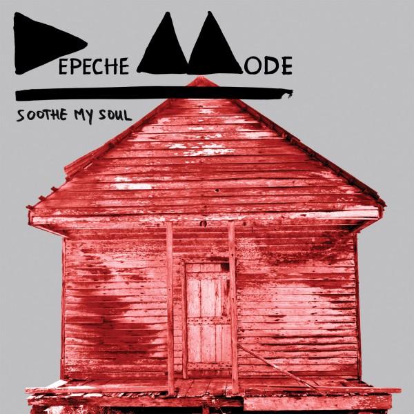 "Copertina Disco Vinile 33 giri Soothe My Soul [Singolo Maxi 12""] di Depeche Mode"