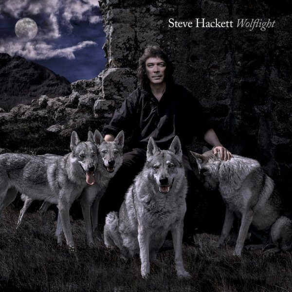 Copertina Disco Vinile 33 giri Wolflight [2LP + CD] di Steve Hackett