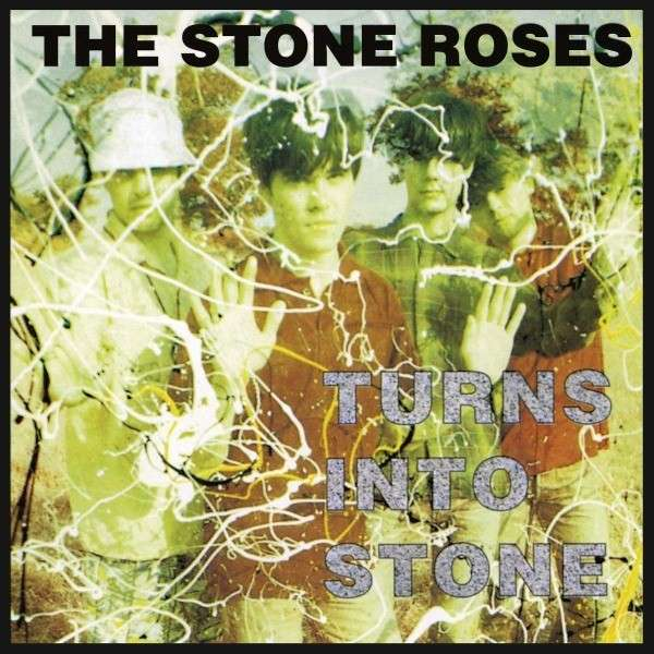 Copertina Disco Vinile 33 giri Turns Into Stone di The Stone Roses