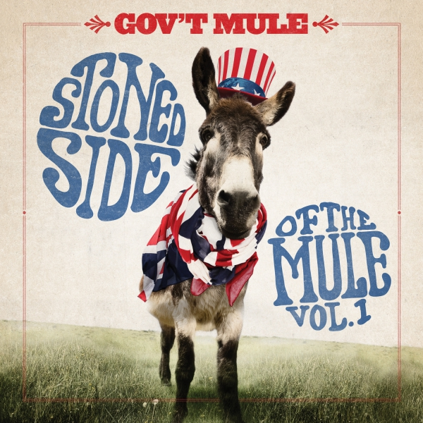 Copertina Disco Vinile 33 giri Stoned Side of the Mule Vol. 1 & 2 [2 LP] di Gov't Mule