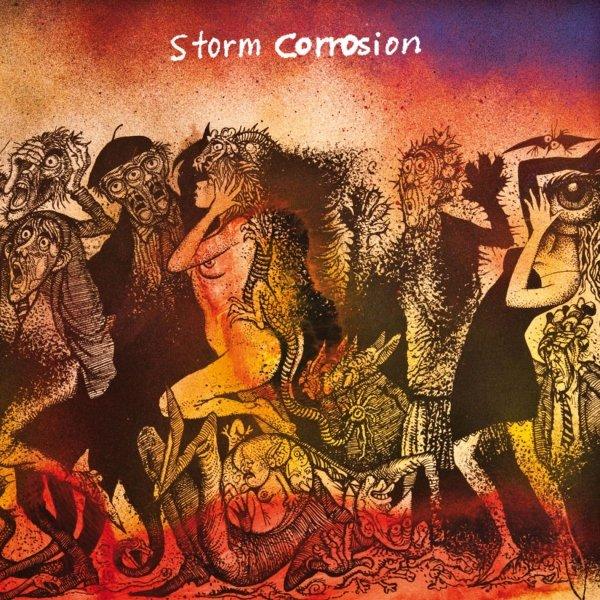 Copertina Disco Vinile 33 giri Storm Corrosion [2 LP] di Storm Corrosion