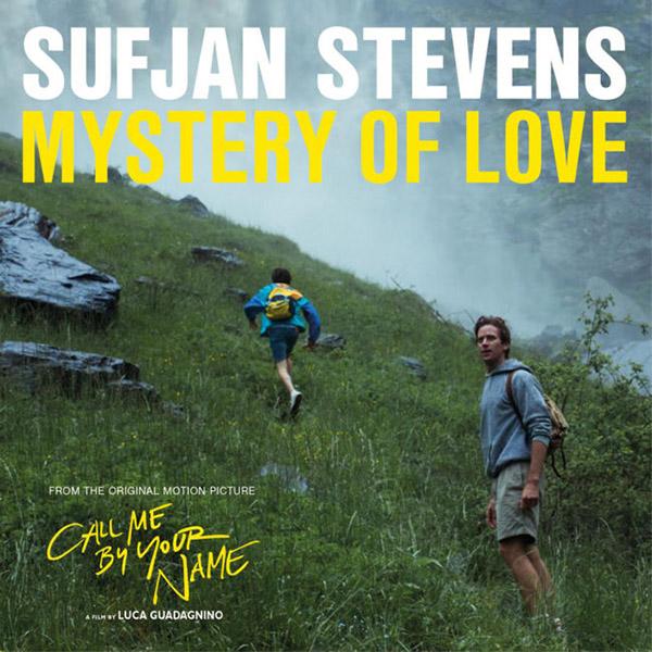 Copertina Vinile 33 giri Mystery of Love di Sufjan Stevens