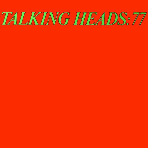 Copertina Disco Vinile 33 giri 77 di Talking Heads