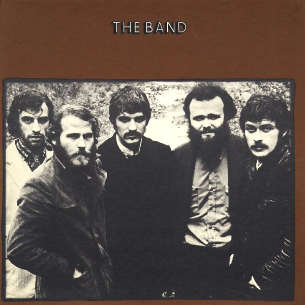 Copertina Disco Vinile 33 giri The Band di The Band