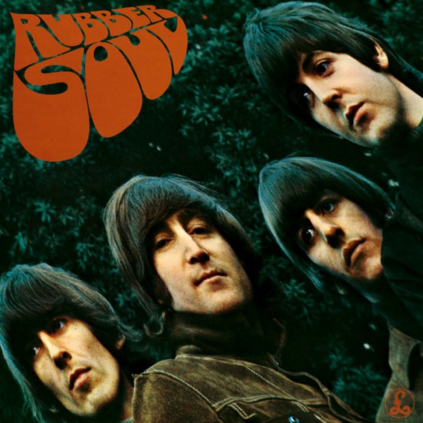 Copertina Vinile 33 giri Rubber Soul di The Beatles