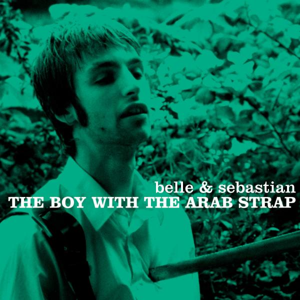 Copertina Disco Vinile 33 giri The Boy with the Arab Strap di Belle & Sebastian