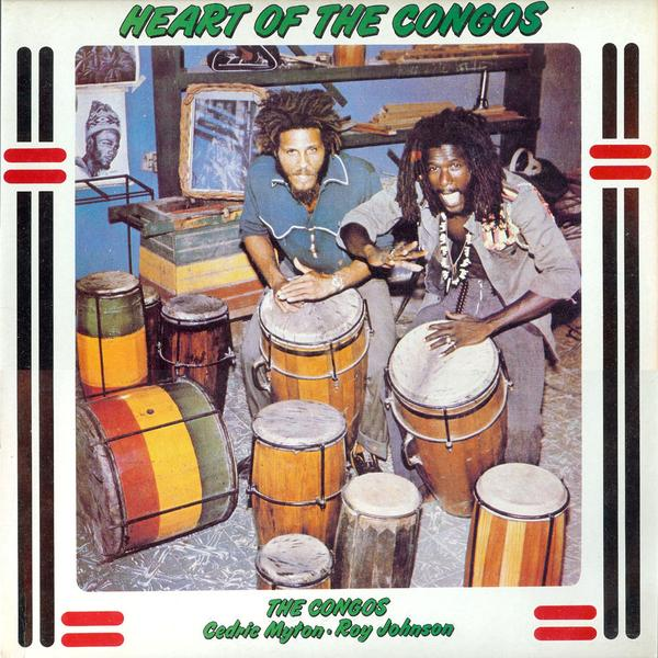 Copertina Vinile 33 giri Heart of the Congos | 40° Anniversario [3 LP] di The Congos