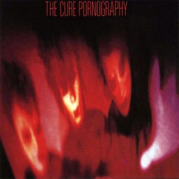 Copertina Disco Vinile 33 giri Pornography di The Cure