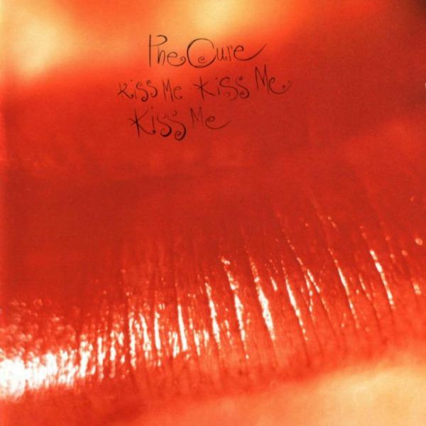 Copertina Disco Vinile 33 giri Kiss Me, Kiss Me, Kiss Me [2 LP] di The Cure