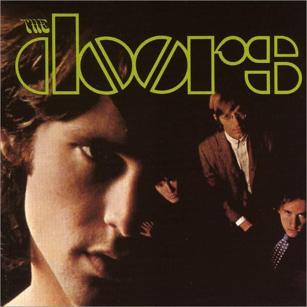 Copertina Disco Vinile 33 giri The Doors di The Doors