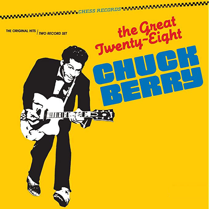Copertina Vinile 33 giri The Great Twenty Eight di Chuck Berry