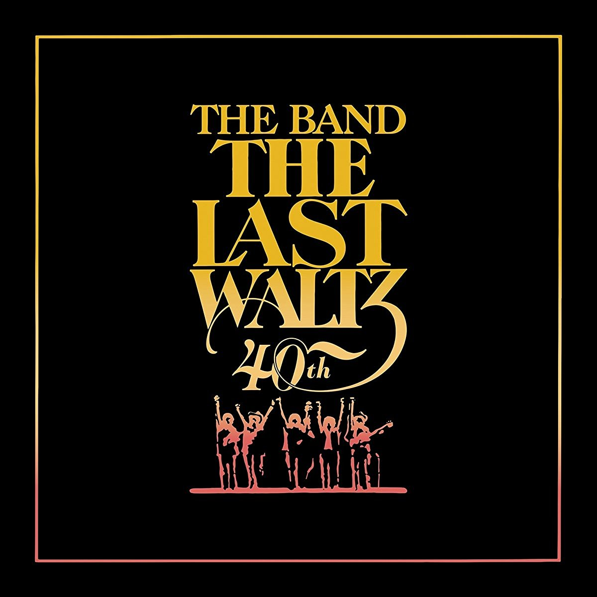 Copertina Disco Vinile 33 giri The Last Waltz [Cofanetto 6xLP] di The Band