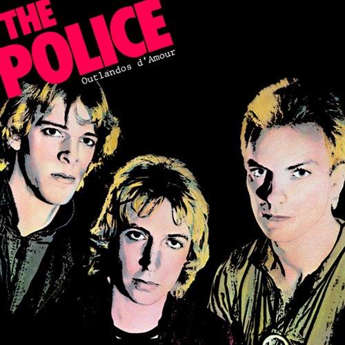 Copertina Disco Vinile 33 giri Outlandos d'amour di The Police