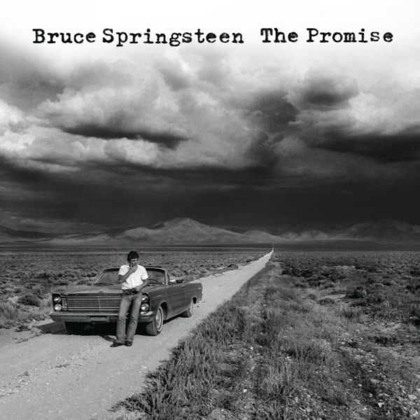 Copertina Disco Vinile 33 giri The Promise di Bruce Springsteen