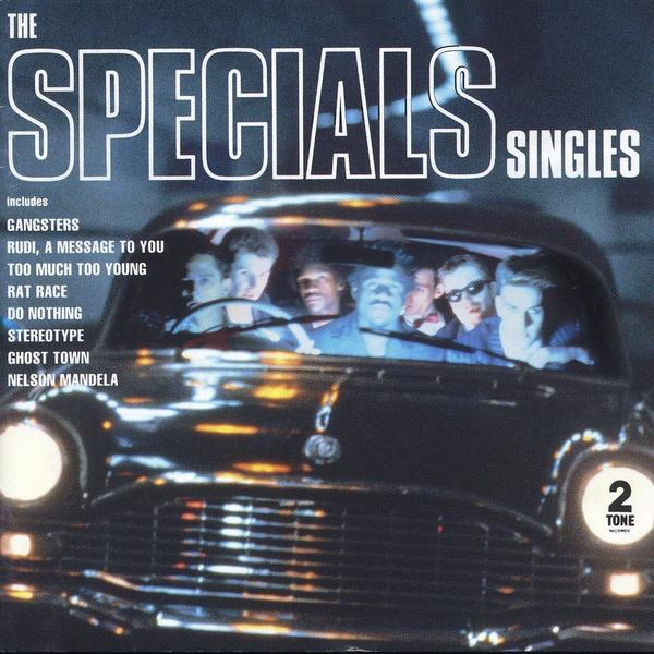 Copertina Vinile 33 giri The Singles di The Specials