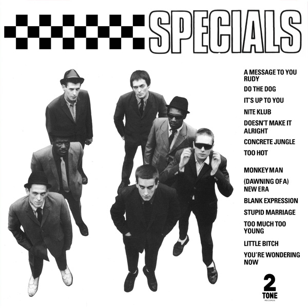 Copertina Vinile 33 giri   di The Specials