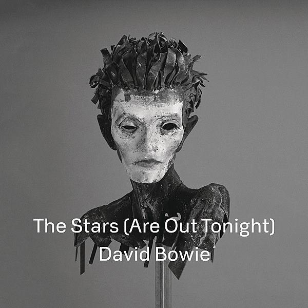 Copertina Disco Vinile 33 giri The Stars (Are Out Tonight) [45Giri Bianco] di David Bowie