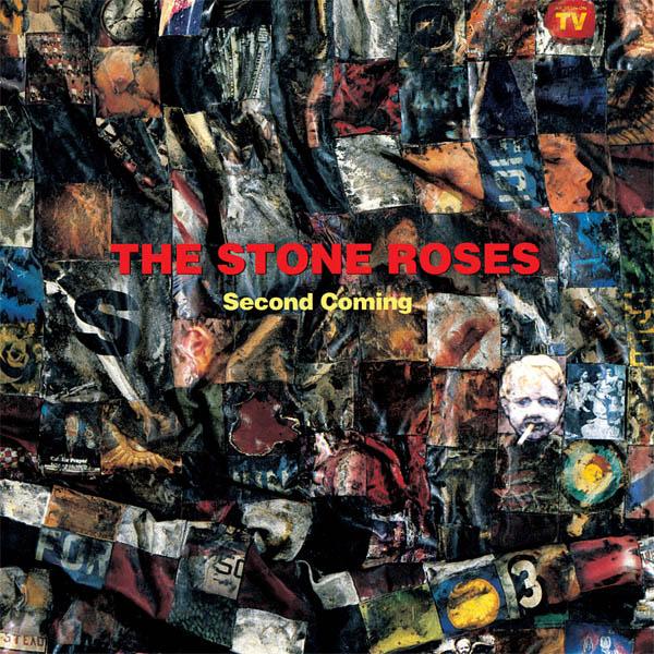 Copertina Disco Vinile 33 giri Second Coming [2 LP] di The Stone Roses