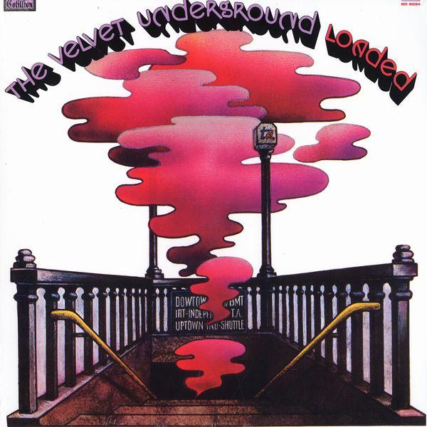 Copertina Disco Vinile 33 giri Loaded di The Velvet Underground