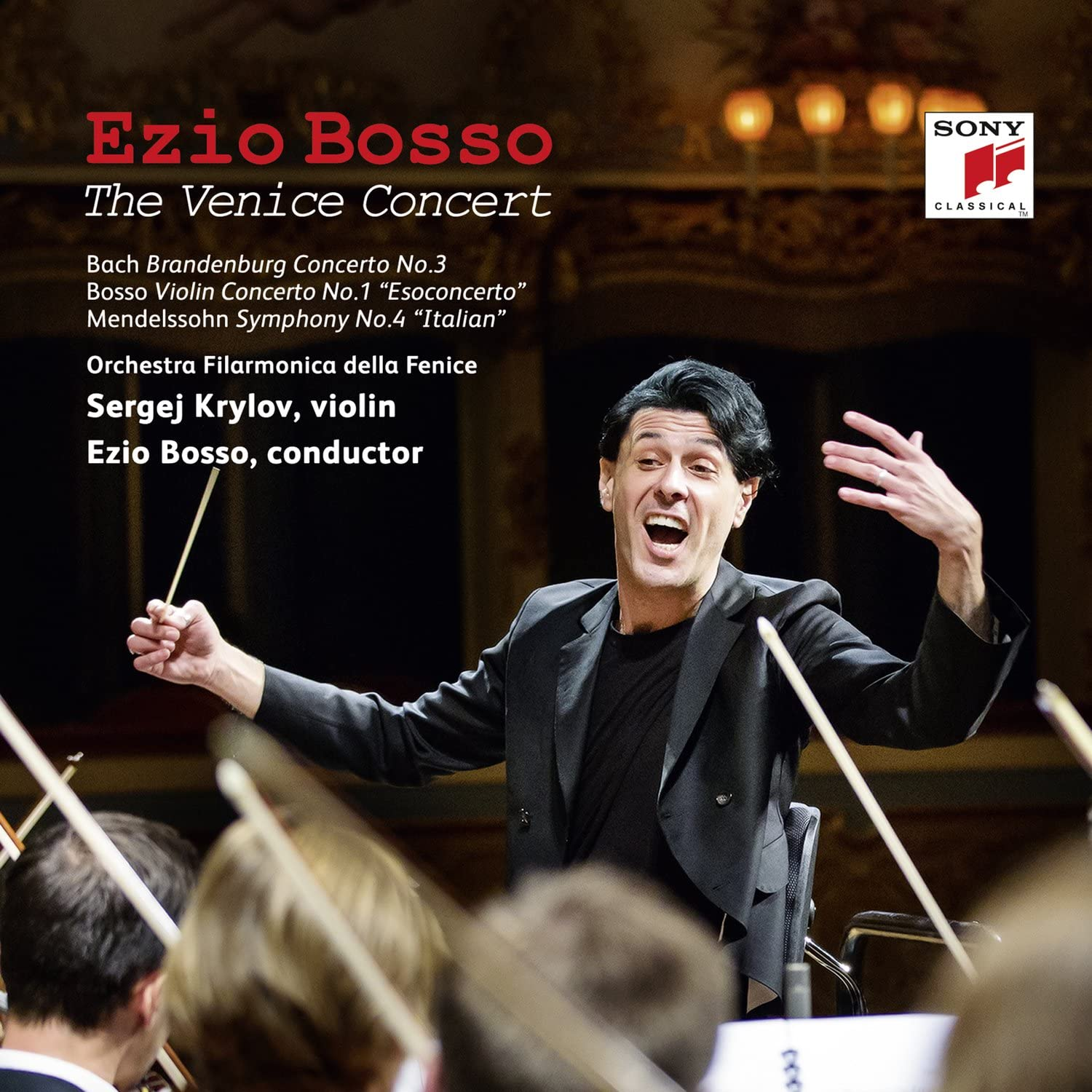 Disco in Vinile The Venice Concert – Ezio Bosso