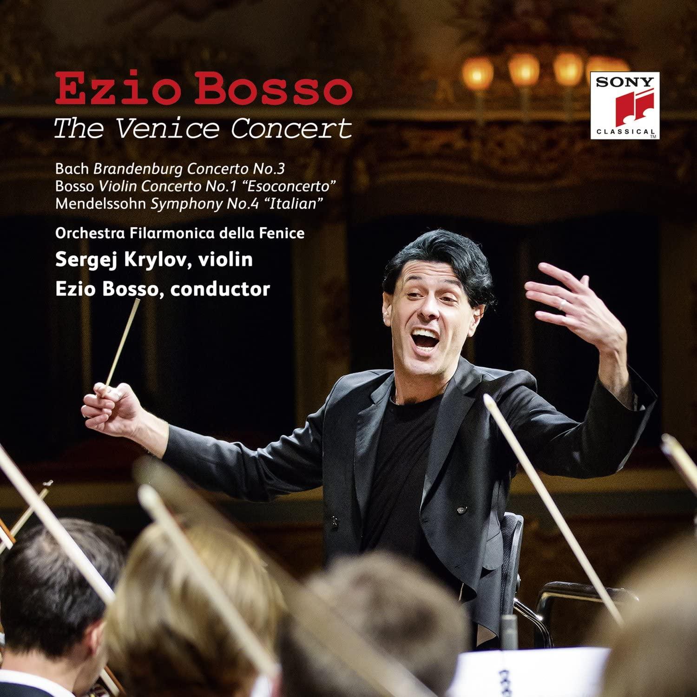 Copertina Disco Vinile 33 giri The Venice Concert di Ezio Bosso