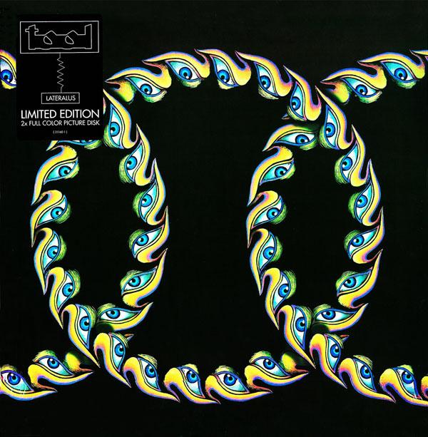 Copertina Vinile 33 giri Lateralus [2 LP] di Tool