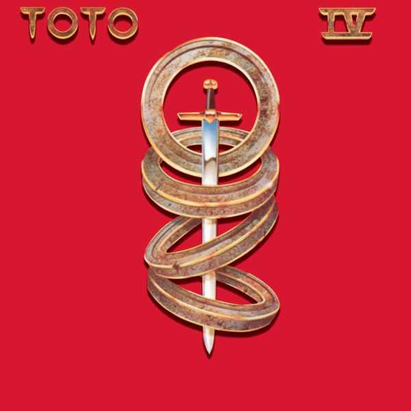 Copertina Disco Vinile 33 giri Toto IV  di Toto