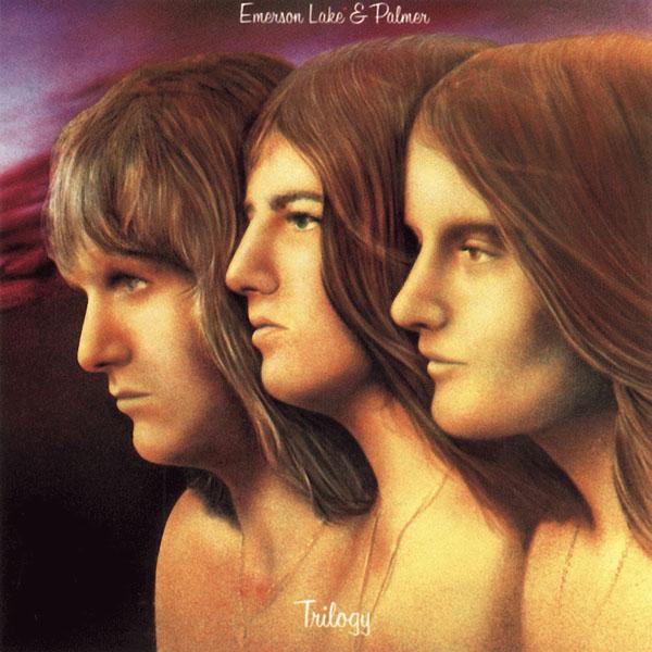 Copertina Disco Vinile 33 giri Trilogy di Emerson Lake & Palmer