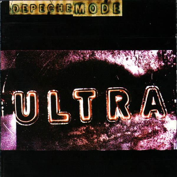 Copertina Vinile 33 giri Ultra di Depeche Mode