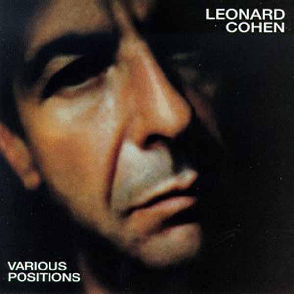 Copertina Disco Vinile 33 giri Various Positions  di Leonard Cohen
