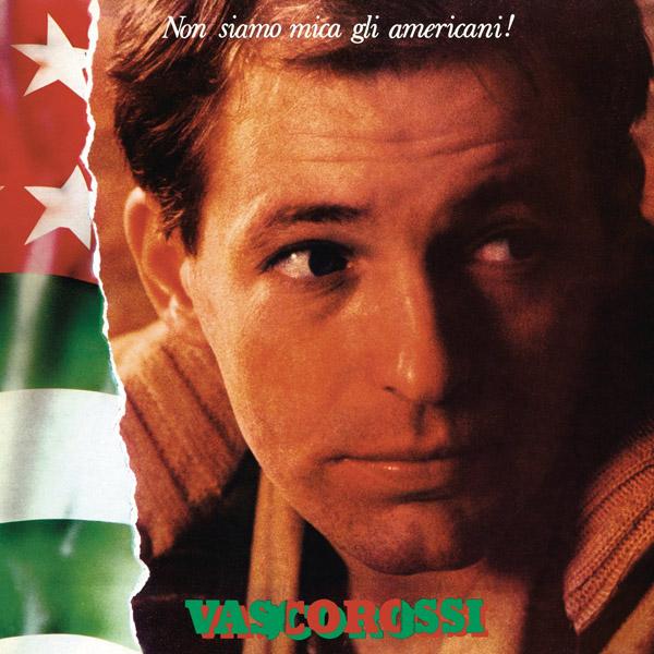 Copertina Disco Vinile 33 giri Non siamo mica gli americani di Vasco Rossi