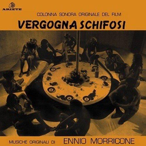 Copertina Disco Vinile 33 giri Vergogna Schifosi [Soundtrack LP] di Ennio Morricone