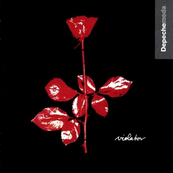 Copertina Disco Vinile 33 giri Violator di Depeche Mode