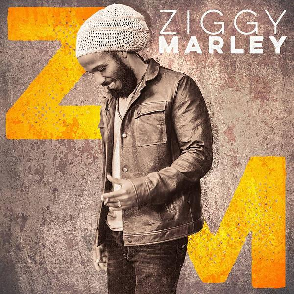 Copertina Disco Vinile 33 giri Ziggy Marley [LP+CD] di Ziggy Marley